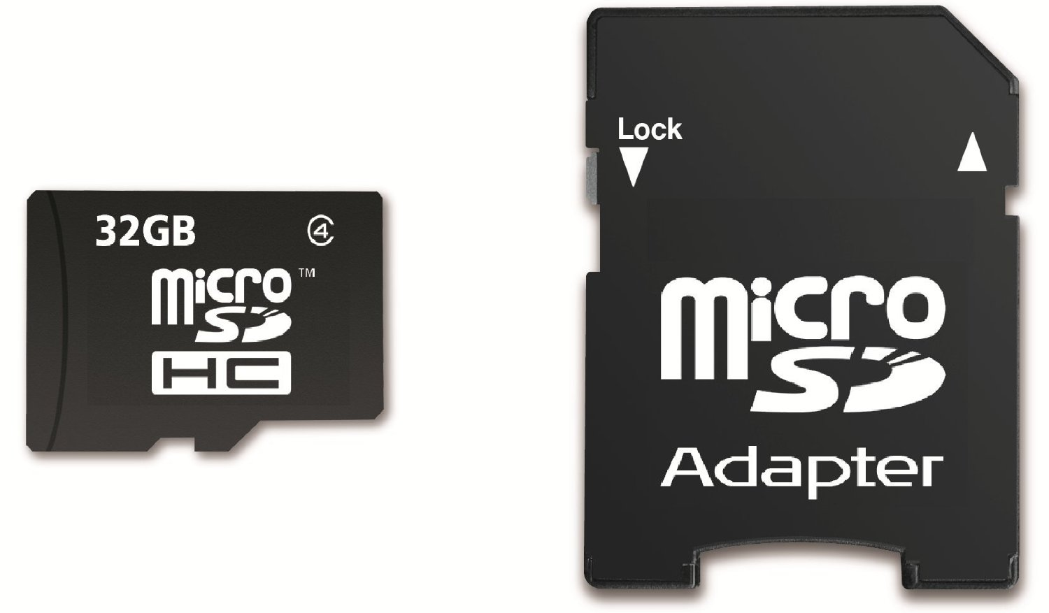 Qorr 32GB MicroSDMemory Card for Samsung Galaxy Tab, Tab 2,Tab 3
