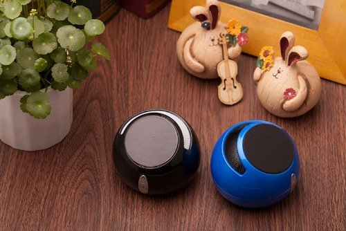 Qorr Portable Mini Home Theater Bluetooth Speaker