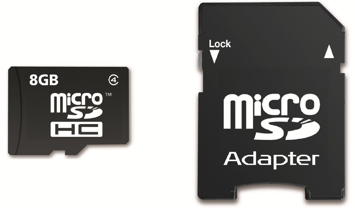 Shark 8GB Micro SD Memory Card for Garmin Nuvi