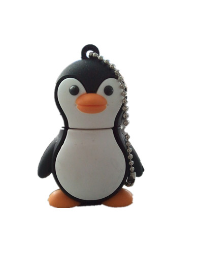 16GB Novelty Cute Adelie Penguin USB Flash Key Pen Drive