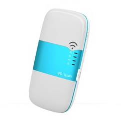 Stripe WIFI - Twin Chip set 3G Modem Router