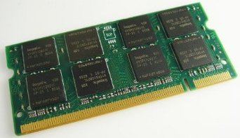 Shark Memory 4GB(2x2GB) RAM Memory for Upgrade HP